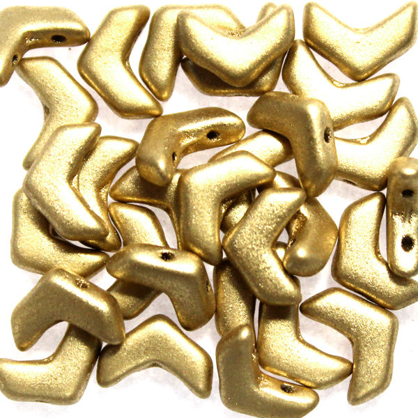 Aztec Gold Chevron Duo 30st