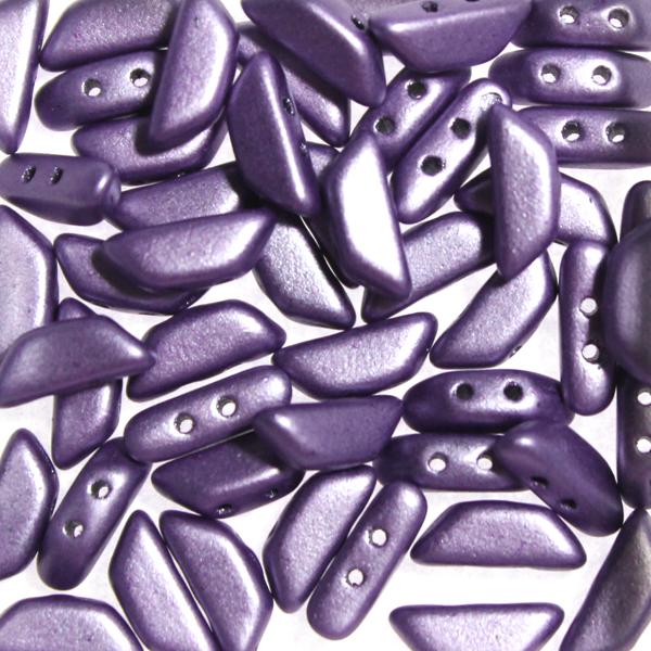 Metallic Suede Purple Tinos 10g