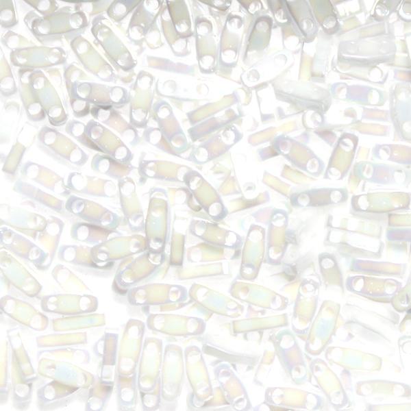 White Pearl AB QTL0471 Miyuki Quarter Tila 5g