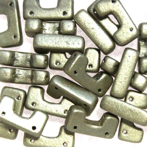 Metallic Suede Gold Telos 10g