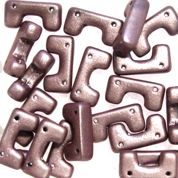 Metallic Suede Dark Plum Telos 10g