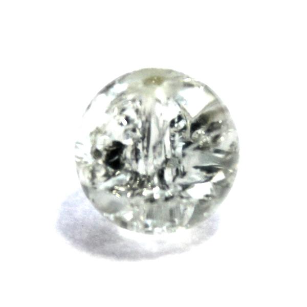 Glaspärla Rund Crystal 16mm 1st