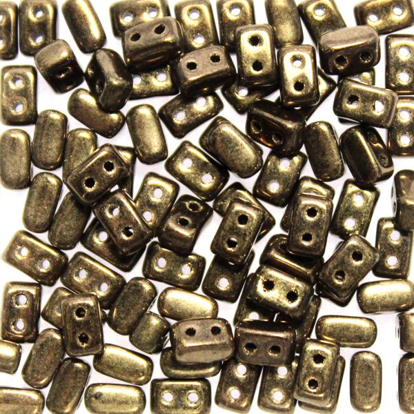 Jet Dark Gold Bronze Ios 10g