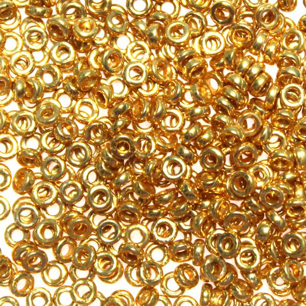 Duracoat Galvanized Gold SPR3-4202 Spacer 3x1,3mm 5g