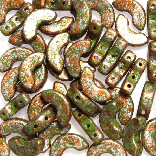 Opaque Olive Tweedy Copper Arcos 10g