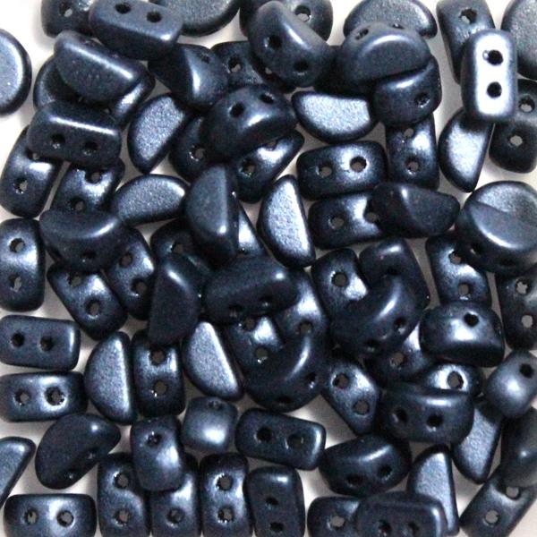 Metallic Suede Dark Blue Kos 10g