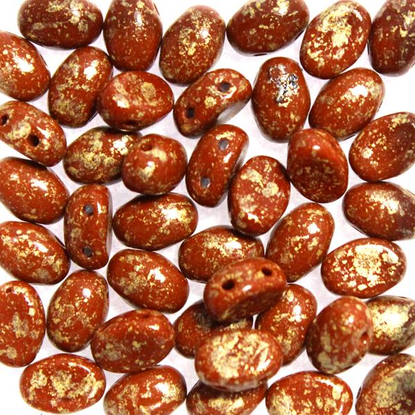 Opaque Choco Gold Splash Samos 10g