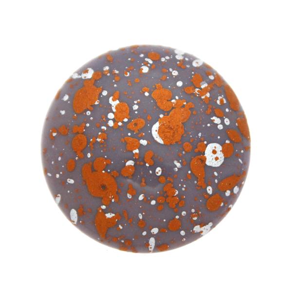 Purple Tweedy Copper Cabochon Par Puca 25mm 1st