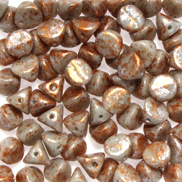 Opaque Grey Tweedy Copper Ilos 10g