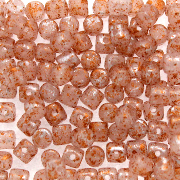 Light Pink Opal Tweedy Copper Minos 5g