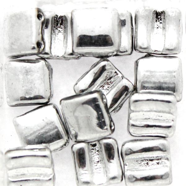 Crystal Labrador Full Fixer Bead Horizontal Holes 5g