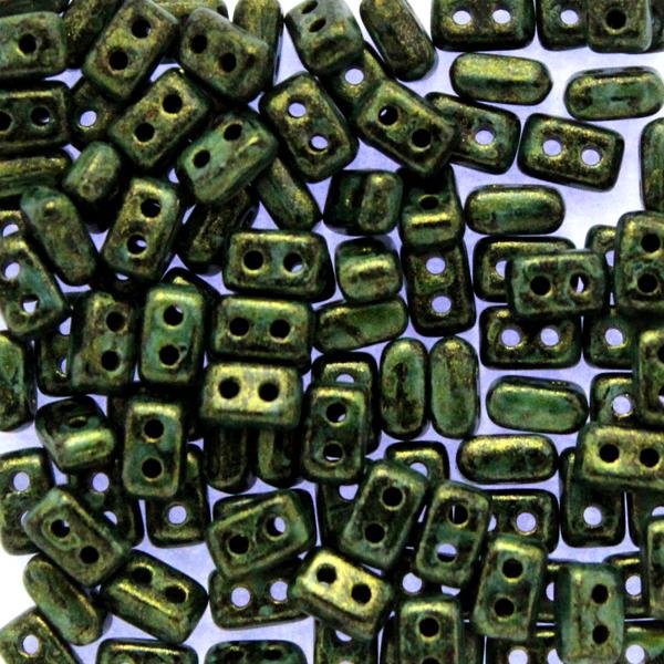Metallic Mat Green Spotted Ios 10g
