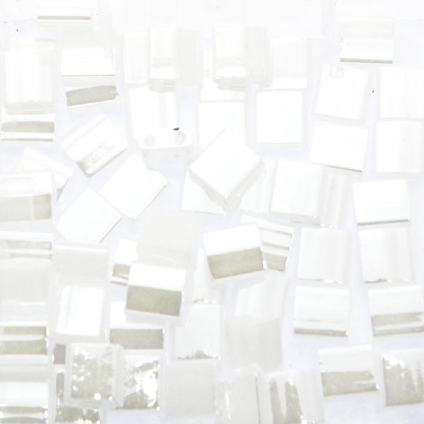 White Pearl Ceylon TL0420 Miyuki Tila 5g