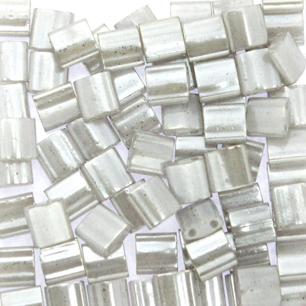 Silver Grey Ceylon TL0526 Miyuki Tila 5g