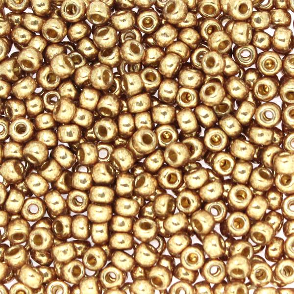Duracoat Galvanized Champagne 8-4204 Miyuki 8/0 10g