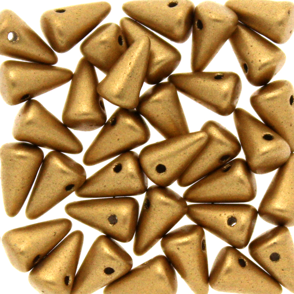 Aztec Gold Spikes 5x8mm 5g
