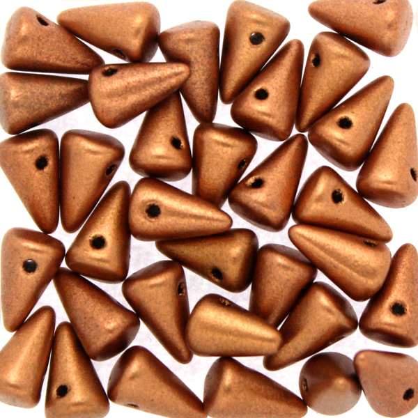 Vintage Copper Spikes 5x8mm 5g