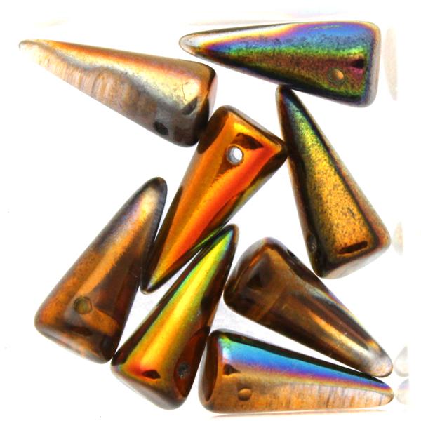 Crsytal Magic Copper Spikes 7x17mm 5g