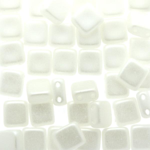 Alabaster Pastel White Tile 10g