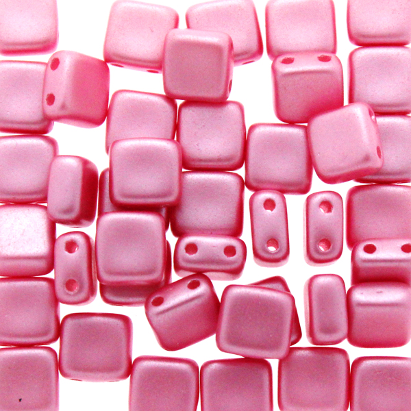 Alabaster Pastel Pink Tile 10g