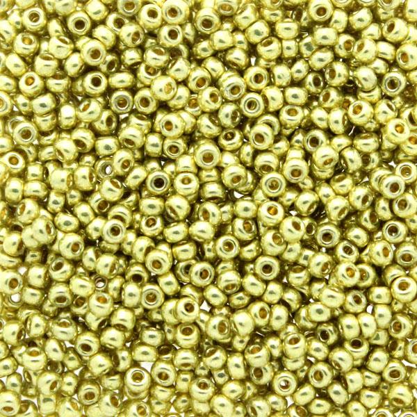 Duracoat Galvanized Yellow 11-5102 Miyuki 11/0 10g
