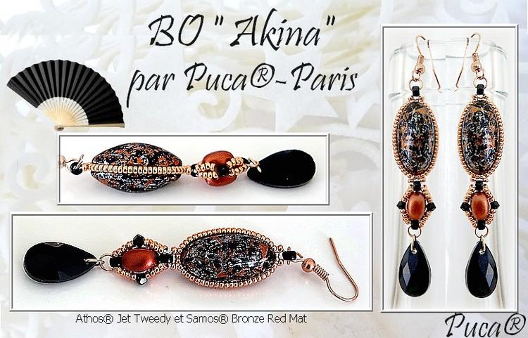 Akina Earrings