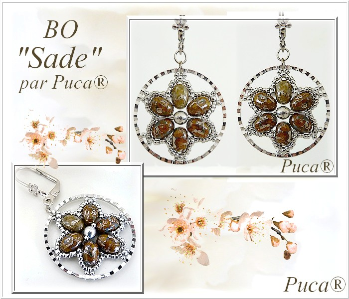 Sade Earrings