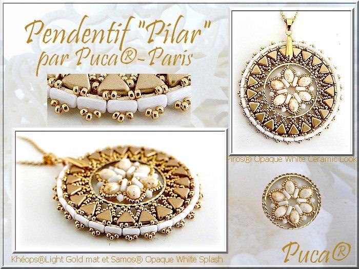 Pendentif Pilar