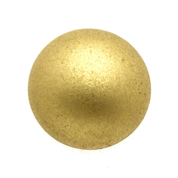 Aztec Gold Cabochon Par Puca 25mm 1st