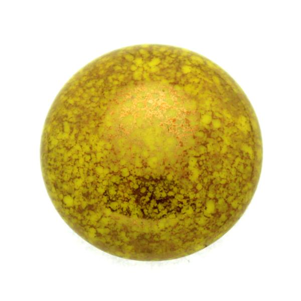 Jonquil Teracota Bronze Cabochon Par Puca 25mm 1st