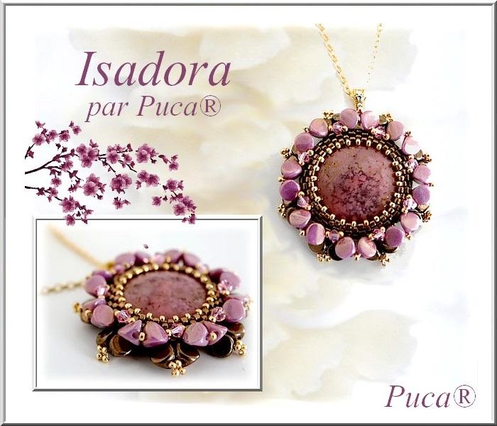 Pendentif Isadora
