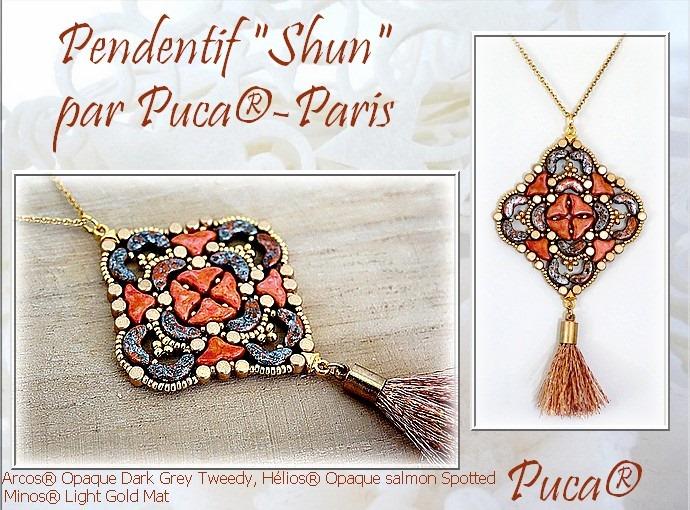Pendentif Shun