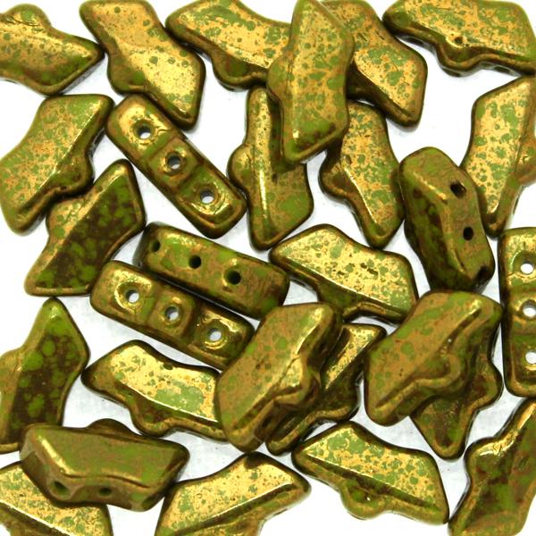 Opaque Olive Teracota Bronze Delos 10g