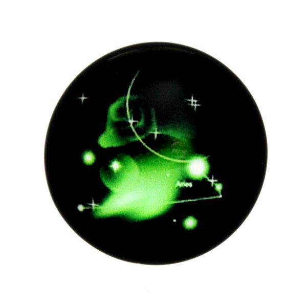 Stjärntecken Väduren/Aries Cabochon 25mm 1st