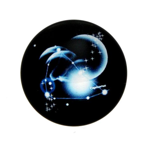 Stjärntecken Stenbocken/Capricorn Cabochon 25mm 1st