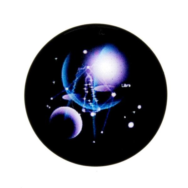 Stjärntecken Vågen/Libra Cabochon 25mm 1st