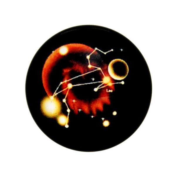 Stjärntecken Lejonet/Leo Cabochon 25mm 1st