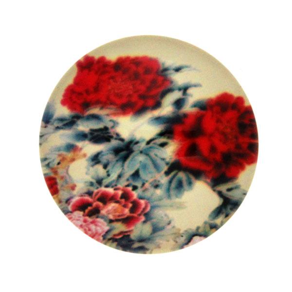 Blommor 3 Cabochon 25mm 1st