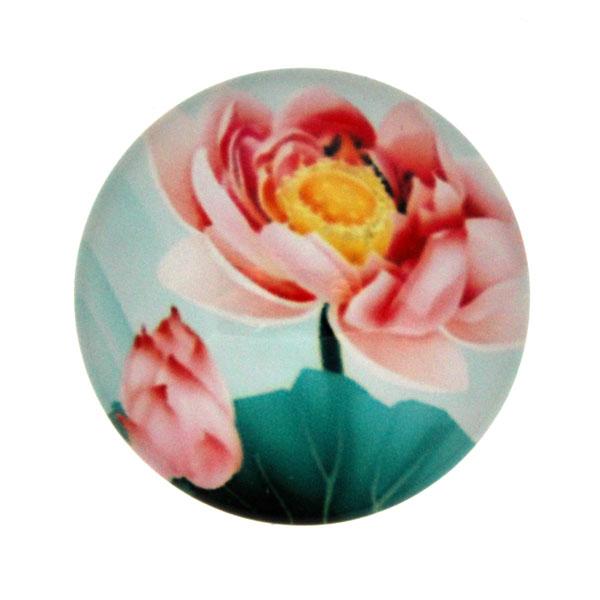 Blommor 15 Cabochon 25mm 1st
