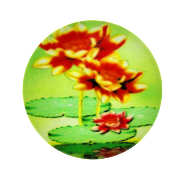 Blommor 23 Cabochon 25mm 1st