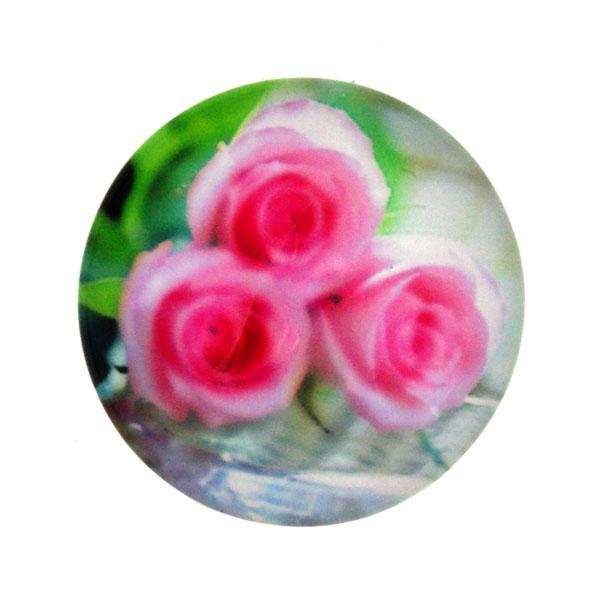 Blommor 31 Cabochon 25mm 1st