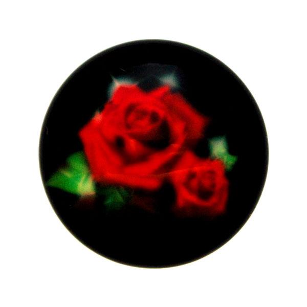 Blommor 32 Cabochon 25mm 1st