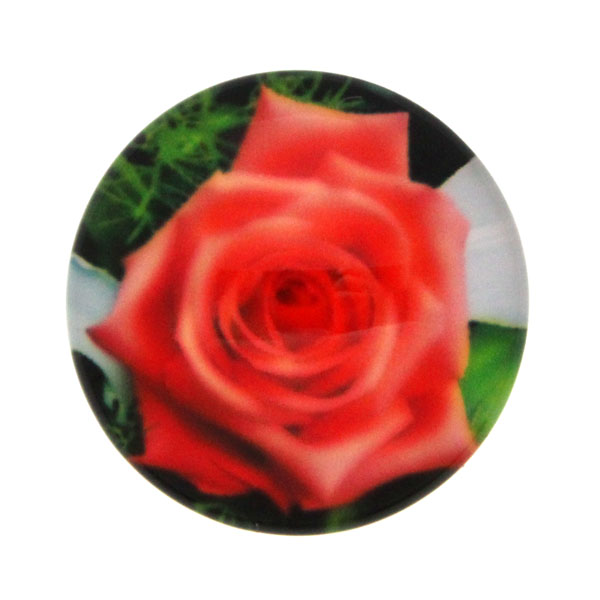 Blommor 35 Cabochon 25mm 1st