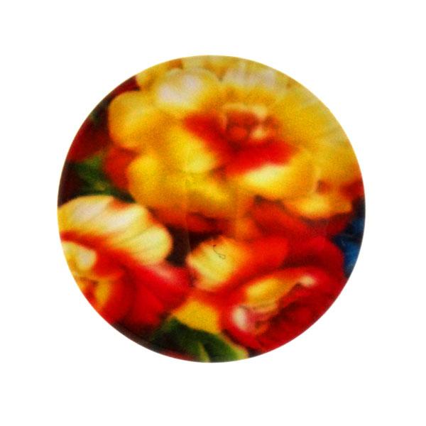 Blommor 47 Cabochon 25mm 1st