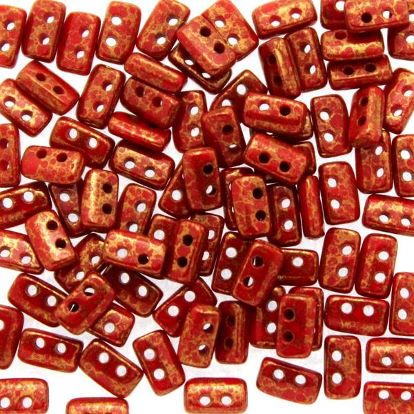 Opaque Red Teracota Bronze Piros 5g