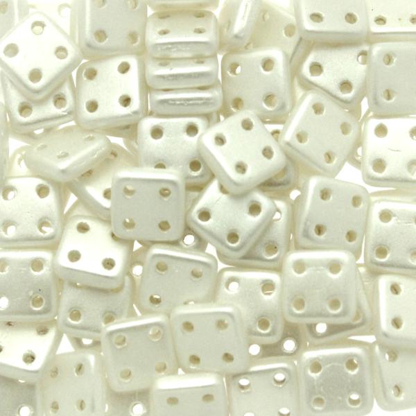 Alabaster Pastel White Quadratile 10g