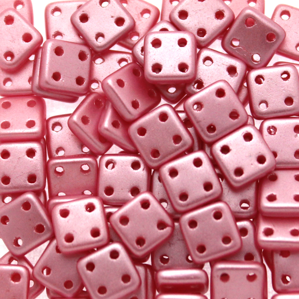 Alabaster Pastel Pink Quadratile 10g