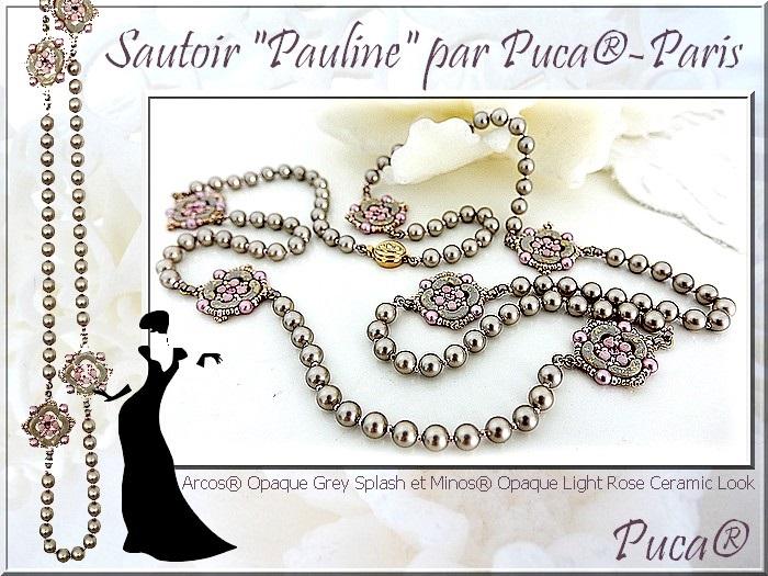 Halsband Pauline