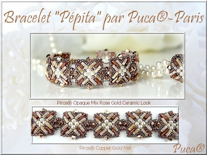 Armband Pepita