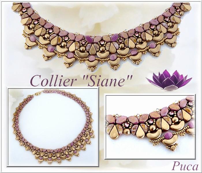 Halsband Siane
